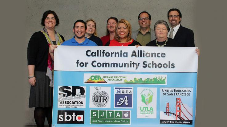 California Alliance for Community Schools